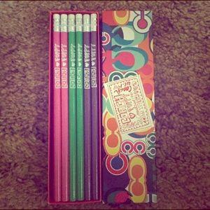Coach Pencils